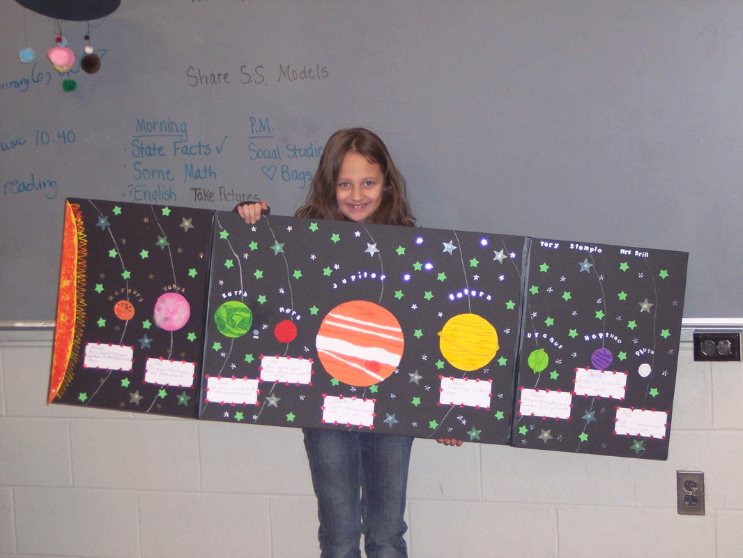 solar system projects for kindergarten - photo #31
